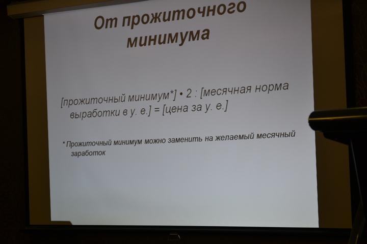 Расчет зарплаты)