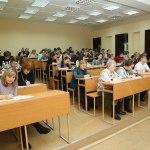 Юлия Альгина повторяет основы родного языка